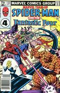 Marvel Team-Up (1972 1st Series) Canadian Price Variant 133