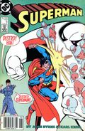 Superman (1987 2nd Series) Canadian Price Variant 6
