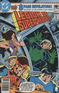 Legion of Super-Heroes (1980 2nd Series) Mark Jewelers 267MJ