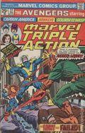 Marvel Triple Action (1972) Mark Jewelers 27MJ