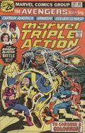 Marvel Triple Action (1972) Mark Jewelers 29MJ