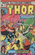 Thor (1962-1996 1st Series) UK Edition 234UK