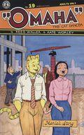 Omaha the Cat Dancer (1986 Kitchen Sink/Fantagraphics) 19