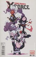 Uncanny X-Force (2013 2nd Series) 1E
