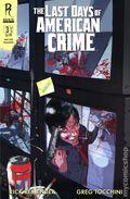 Last Days of American Crime (2009 Radical) 3B
