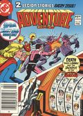 Adventure Comics (1938 1st Series) Canadian Price Variant 496