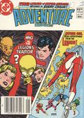 Adventure Comics (1938 1st Series) Canadian Price Variant 499