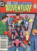 Adventure Comics (1938 1st Series) Canadian Price Variant 500