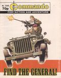 Commando for Action and Adventure (1993 UK) 3348