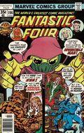 Fantastic Four (1961 1st Series) 196