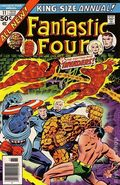 Fantastic Four (1961 1st Series) Annual 11