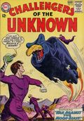 Challengers of the Unknown (1958 DC 1st Series) 35
