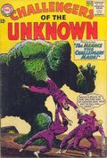 Challengers of the Unknown (1958 DC 1st Series) 38