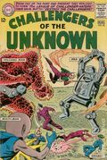 Challengers of the Unknown (1958 DC 1st Series) 42