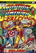 Captain America (1968 1st Series) National Diamond 160NDS