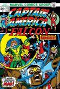 Captain America (1968 1st Series) Mark Jewelers 172MJ