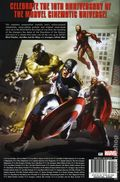 Marvel Cinematic Universe The Marvel Comics Omnibus HC (2018 Marvel) Marvel Studios: The First Ten Years 1-1ST