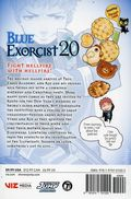 Blue Exorcist GN (2011-2018 Viz Digest) 20-1ST
