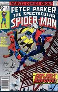 Spectacular Spider-Man (1976 1st Series) Mark Jewelers 8MJ