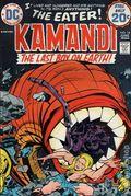 Kamandi (1972) Mark Jewelers 18MJ