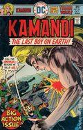 Kamandi (1972) Mark Jewelers 34MJ