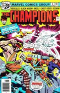Champions (1975-1978 Marvel 1st Series) 6