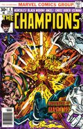 Champions (1975-1978 Marvel 1st Series) 8