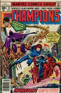Champions (1975-1978 Marvel 1st Series) 14