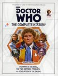 Doctor Who The Complete History HC (2015- Hachette) 41-1ST