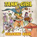 Tank Girl Coloring Book SC (2018 Titan Comics) 1-1ST
