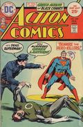 Action Comics (1938 DC) Mark Jewelers 444MJ