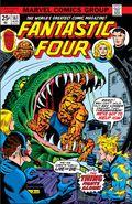 Fantastic Four (1961 1st Series) 161