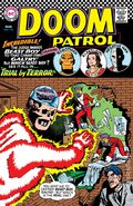 Doom Patrol (1964 1st Series) 110