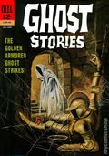 Ghost Stories (1962-1973 Dell) 6A