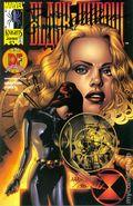 Black Widow (1999 1st Series) 1DF.SIGNED