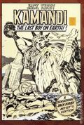 Jack Kirby's Kamandi: The Last Boy on Earth HC (2015 IDW/DC) Artist's Edition 1-1ST