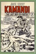 Jack Kirby's Kamandi: The Last Boy on Earth HC (2015 IDW/DC) Artist's Edition 2-1ST