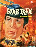 Star Trek Annual HC (1969-1992 World Distributors) 1977