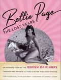 Bettie Page The Lost Years HC (2018 Lyons Press) 1-1ST