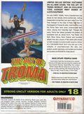 Art of Troma HC (2018 Dnamite) 1DLX-1ST
