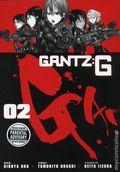 Gantz G TPB (2018-2019 A Dark Horse Digest) 2-1ST
