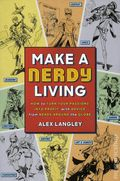 Make a Nerdy Living SC (2018 Sterling) 1-1ST