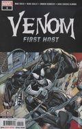 Venom First Host (2018 Marvel) 1E