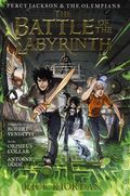 Percy Jackson and the Olympians GN (2010- Hyperion) 4-1ST