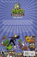 Plants vs. Zombies War and Peas HC (2018 Dark Horse) 1-1ST