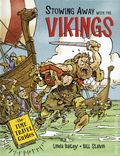 Stowing Away with Vikings HC (2018 Kids Can Press) 1-1ST