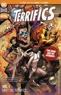 Terrifics TPB (2018 DC) The New Age of Heroes 1-1ST