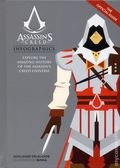 Assassin's Creed Infographics HC (2018 Ilex Press) The Official Guide 1-1ST