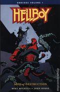 Hellboy Omnibus TPB (2018 Dark Horse) 1-REP