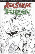 Red Sonja Tarzan (2018 Dynamite) 5G